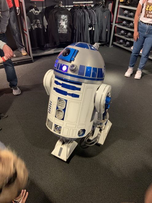 R2D2 it is you!