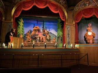Who doesn't love the Country Bear Jamboree?