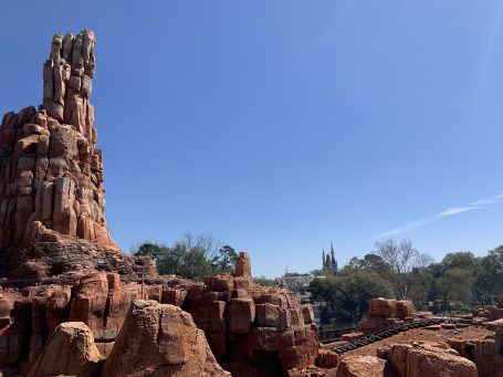 Castle From Big Thunder