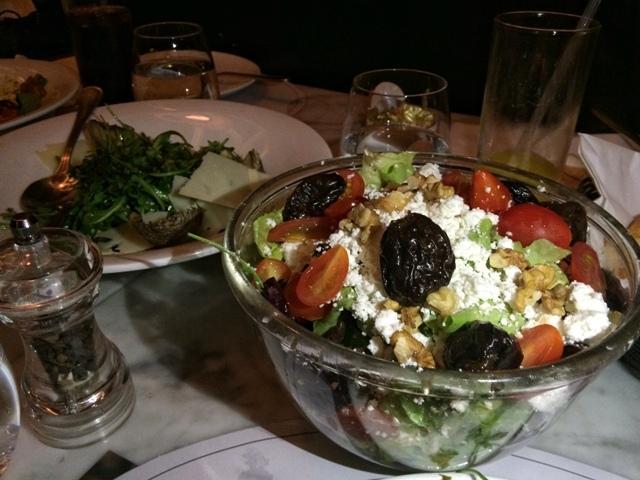 Prune Bistro Goat Cheese Salad