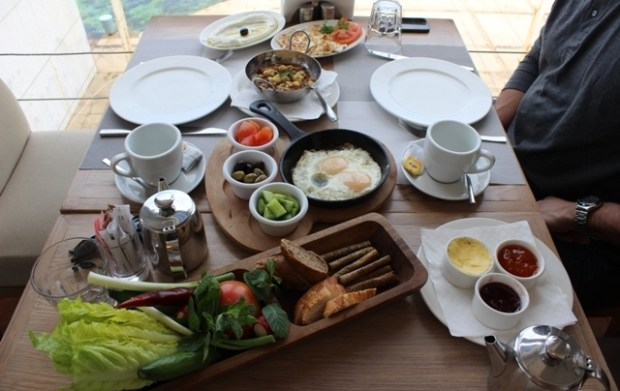 Lebanese Breakfast Boulevard Beirut