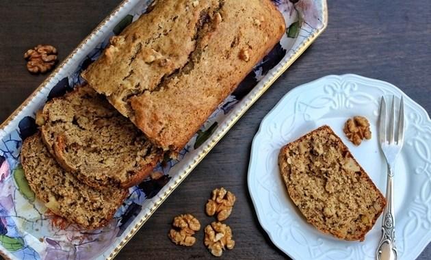 Easy Vegan Banana Bread Recipe Homemade