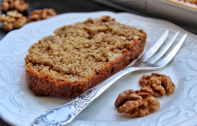 Vegan Banana Bread Recipe 2016 (5)