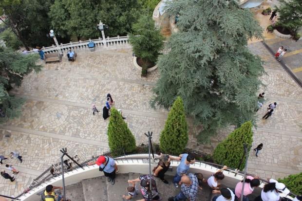 Harissa Lebanon View