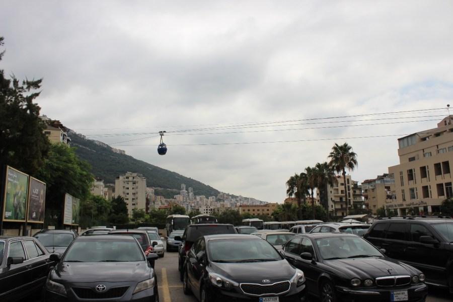 Harissa Teleferique Lebanon