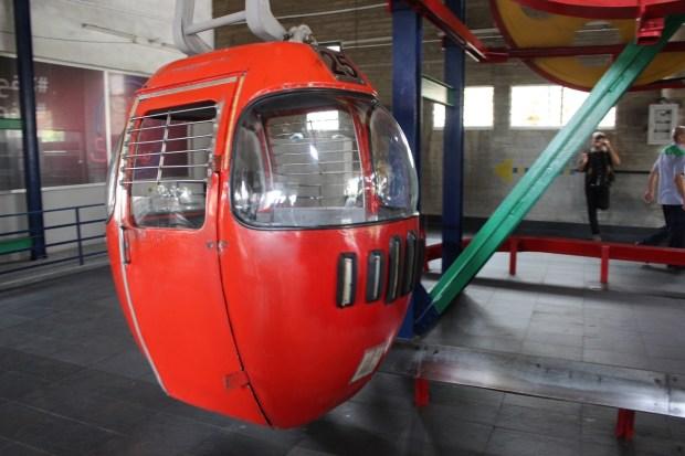 Teleferique Red Cable Car Lebanon