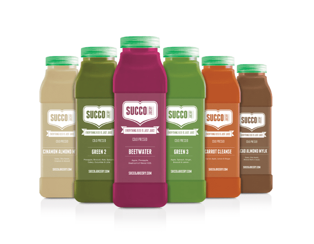 Succo Juicery Detox Cleanse