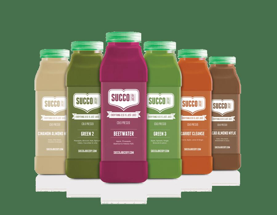 Succo Juicery Detox Cleanse