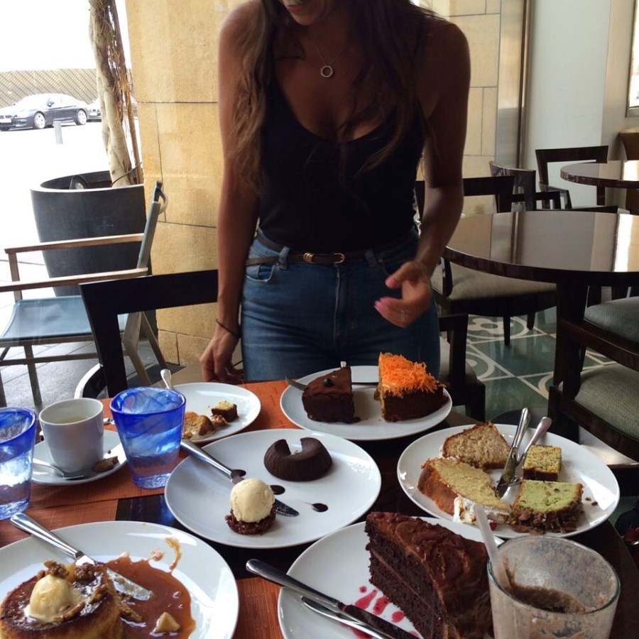 Gordon's Cafe Le Gray Hotel - Restaurant Review (21) cake cake cake
