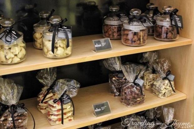 Elsa Chocolatier Chocolate Jars Gift