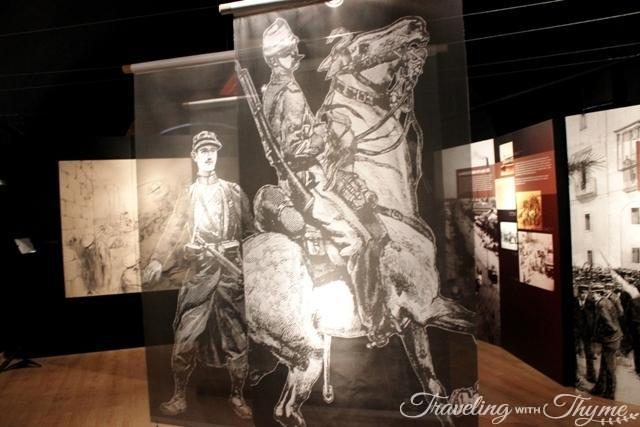 Barcelona Montjuic Castle Museum Tour