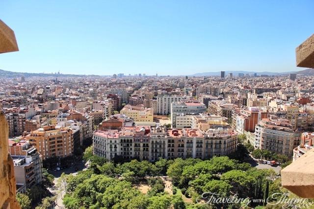 Barcelona Bus Turistic Tour Sagrada Familia