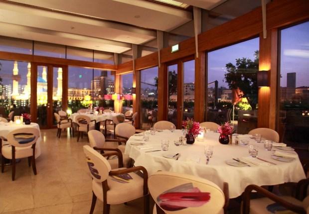Le Gray Hotel Indigo Restaurant
