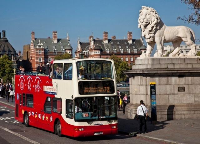 original bus tour london