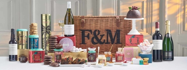 Fortnum and Mason Christmas Hampers