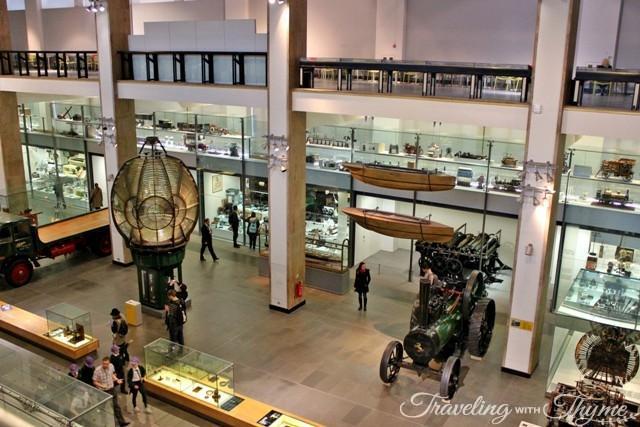 Science Museum Interior London