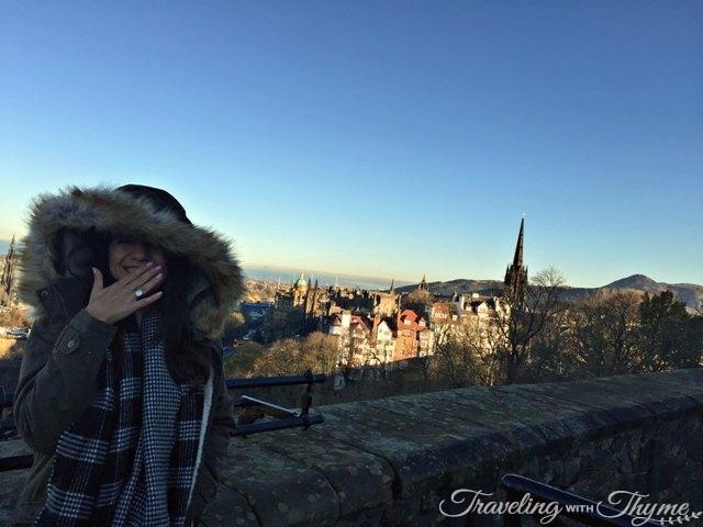 24 Hours in Edinburgh Castle