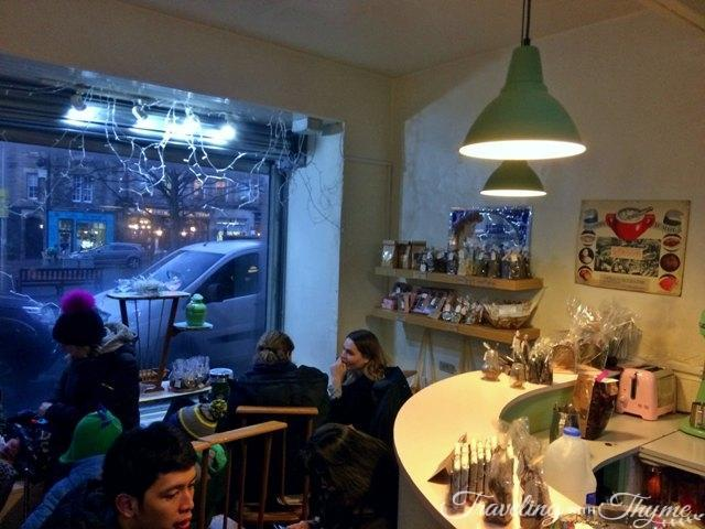 Edinburgh Marys Milk Bar Shop