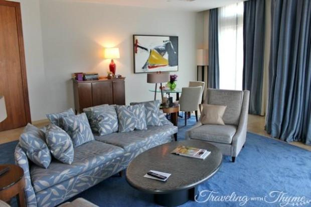 Le Gray Hotel Review Executive Suite