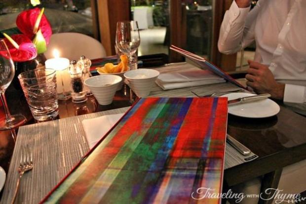 Le Gray Hotel Indigo Restaurant Menu
