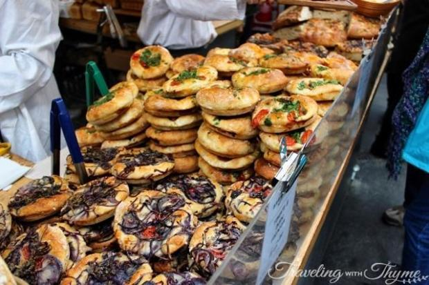 Bread Ahead Bakery Borough Market Tour