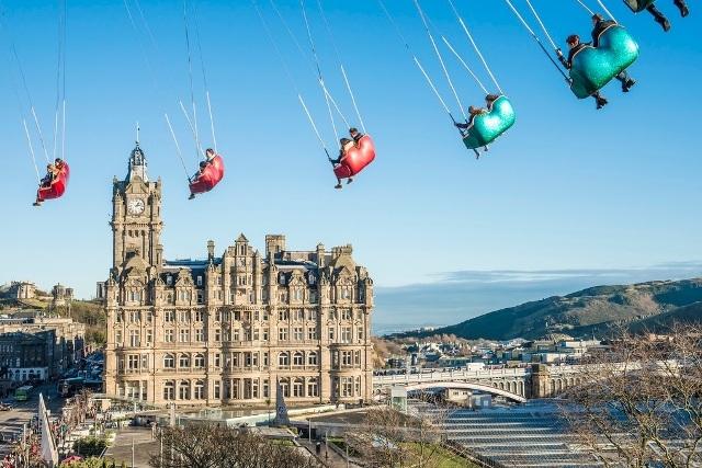 Star Flyer Edinburgh Visit Scotland