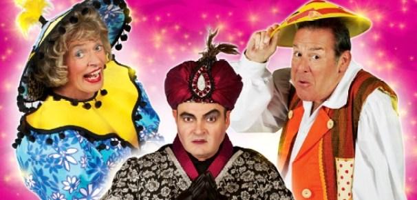 pantomime Edinburgh Spotlight