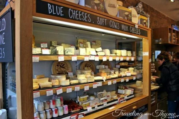 Cheese House of Androuet London