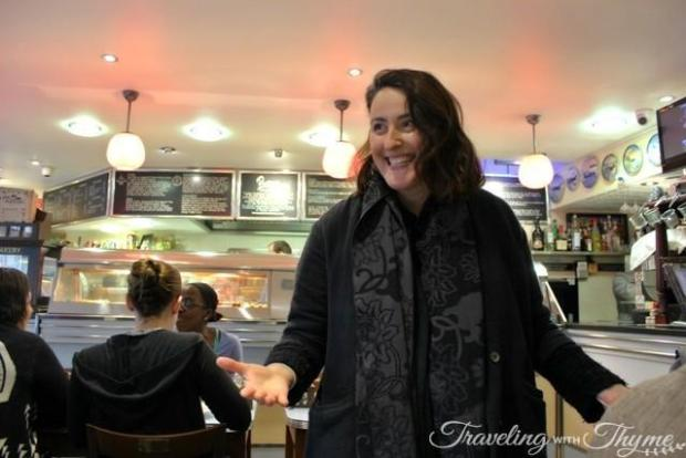 Eating London Food Tour Guide