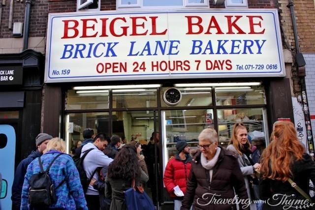Beigel Bake London Food