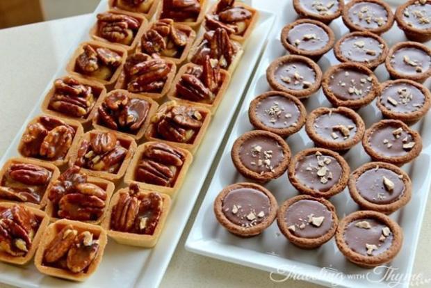 Le Gray Hotel Dessert Tarte Party