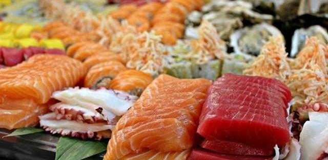 Sushi Picture Four Seasons Hotel Beirut