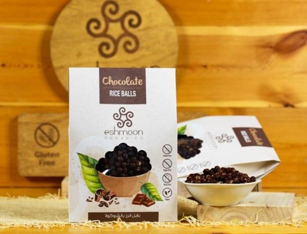 Eshmoon Vegan Chocolate Puffed Rice Cereal