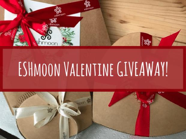 Giveaway Eshmoon Valentine