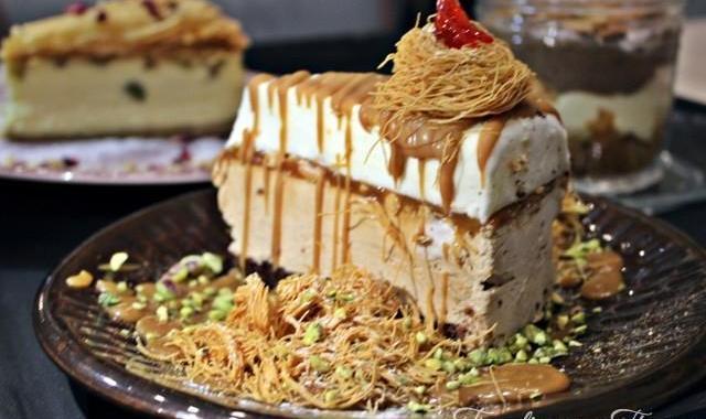 Nasma Beyrouth Dessert Snickers Osmalliyeh