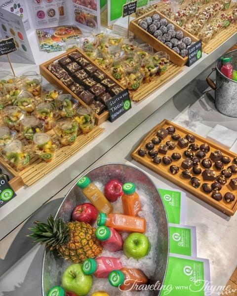 Qi Juices Healthy GapFit Beirut