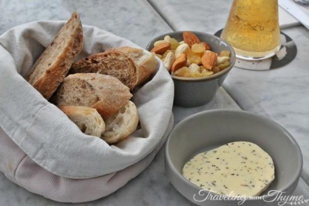 Les Malins Backyard Hazmieh Bread Butter