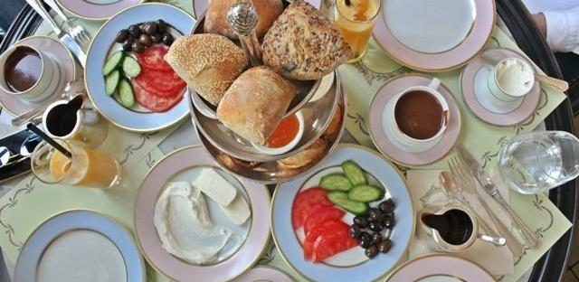 LaDuree Brunch in Beirut