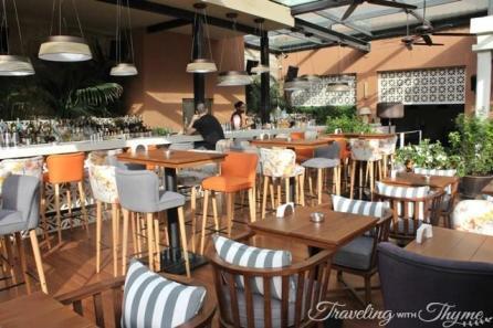 SUD Mar Mikhael Restaurant Beirut Rooftop