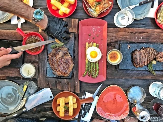 SteakBarSushi Restaurant Lebanon Meat