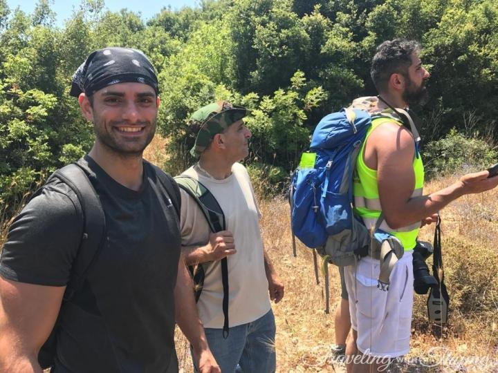 PROMAX Lebanon Hiking Camille Attieh