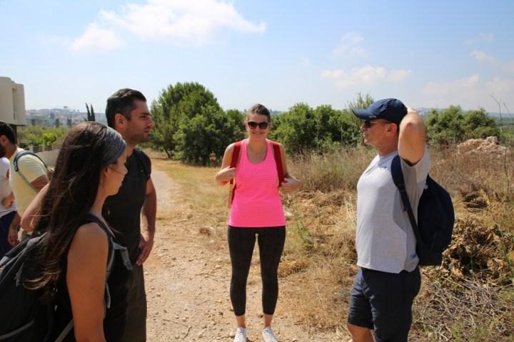 Promax Sports Hamat Hiking Trip