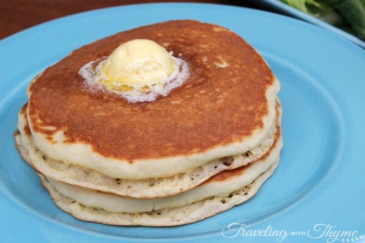 IHOP Lebanon Pancakes Brunch Restaurant Buttermilk