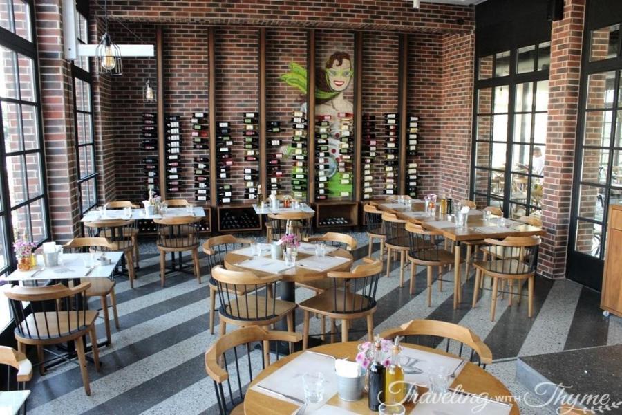 Sapori e Vini Jbeil Italian restaurant