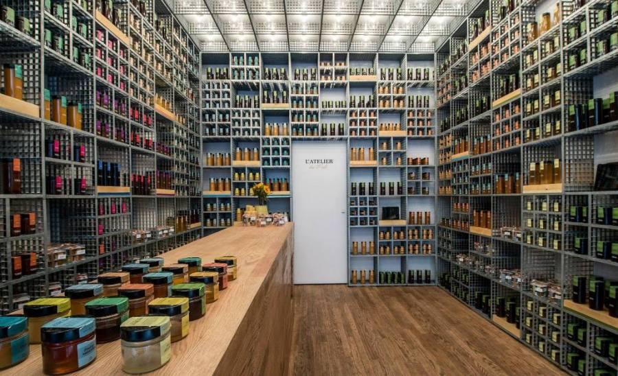 Atelier du Miel Honey Tasting Boutique