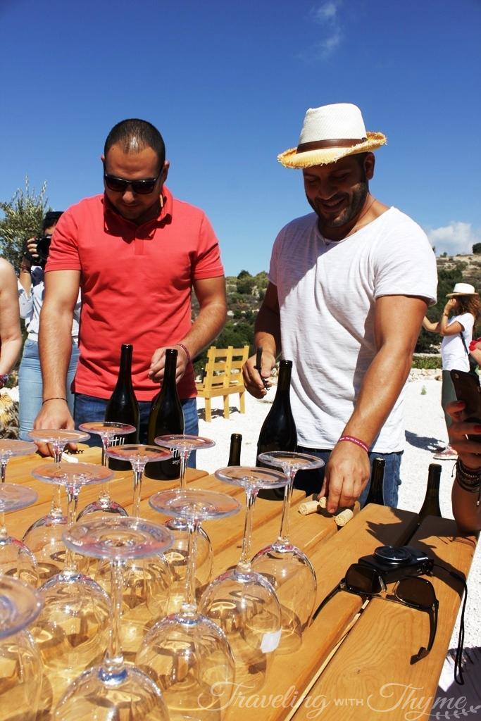 Lebanese Wine Batroun Sept Winery Maher