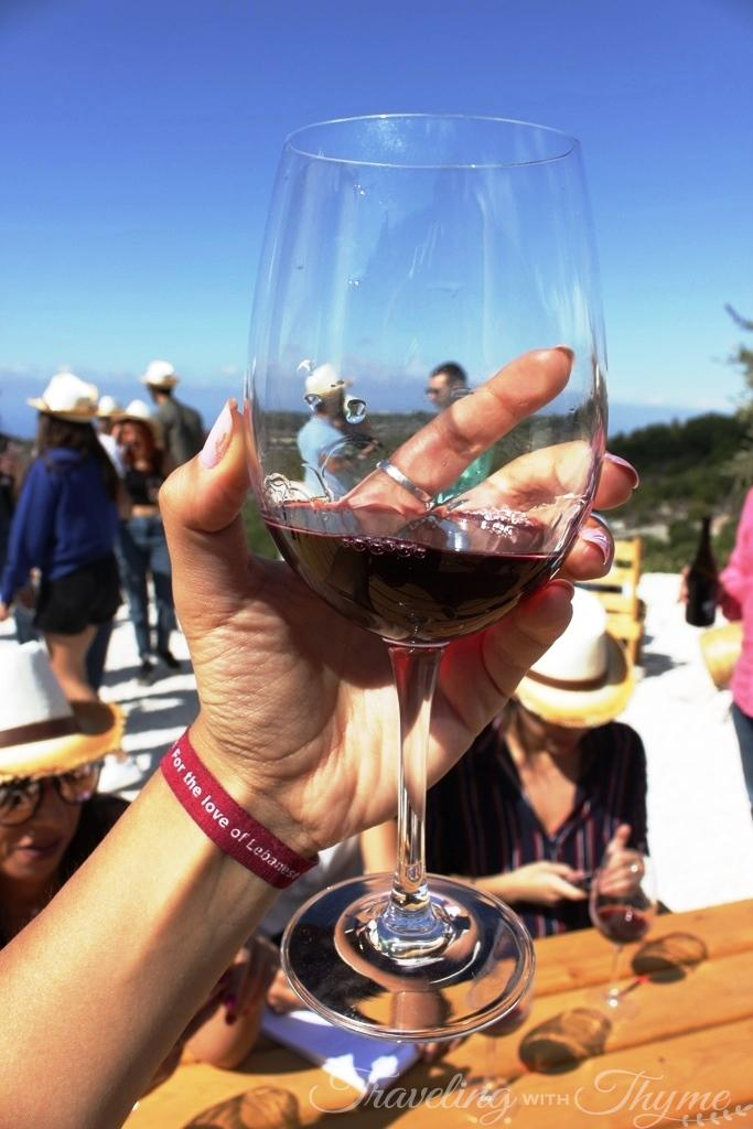 Syrah Lebanese Wine Sept Winery Batroun