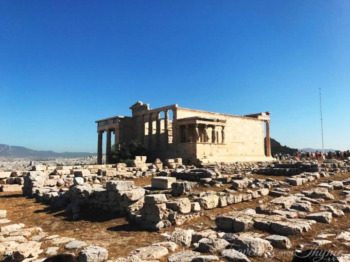 Key Tours Athens Greece Acropolis Parthenon