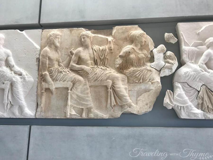 Acropolis Museum Marble Parthenon Key Tours