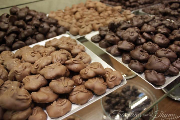 Aristokratikon Chocolate Shop Athens Greece